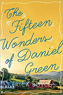 Book Cover: The Fifteen Wonders of Daniel Green