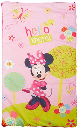 Disney Minnie Mouse Bowtique Garden Party Slumber-Bag