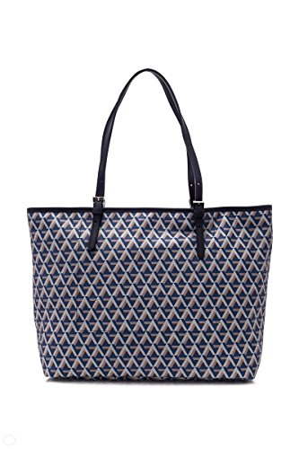 lancaster-paris-womens-41804bleu-blue-tote