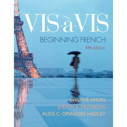 VIS-A-VIS:BEGINNING FRENCH-W/ACCESS