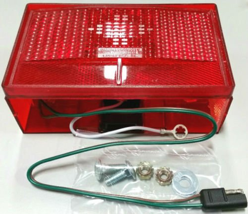 ShoreLand'r 5110002 Tail Light Waterproof Right by ShoreLand'r