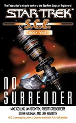 SCE: No Surrender: Book Four (Star Trek: Voyager 4)