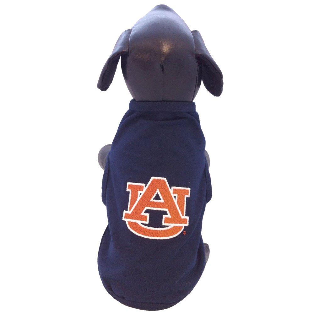 NCAA Auburn Tigers Cotton Lycra Dog Tank Top