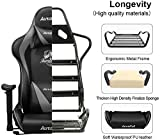 Ergonomic Video Gaming Office Chair PU Leather