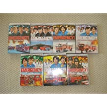 Emergency! - The Complete Series - Seasons 1 - 6 + The Final Rescues