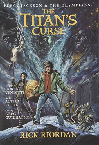 The Titan's Curse (Percy Jackson & the Olympians, Book 3) (Read Percy Jackson And The Titans Curse)