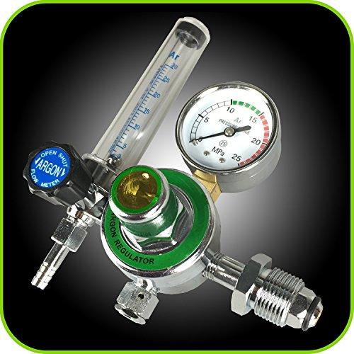 argon-regulator-with-flowmeter-tig-welder-mig-welding-co2-regulator-0-to-30-lmin-0-to-25-mpa-pressure-gauge-cga580-inlet-connection-gas-welder-welding-regulator-with-built-in-flow-meter