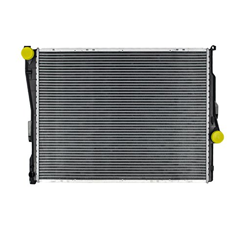 JSD B162 Radiator for BMW E46 320 323 325 330 Z4 (Auto & Manual Trans) CU2636 Brand (Bmw 325i Radiator Replacement)
