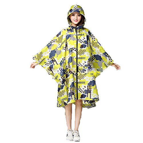 Manteau Yellow Yeshi Imperméable Femme Cloud aFwx44dqH