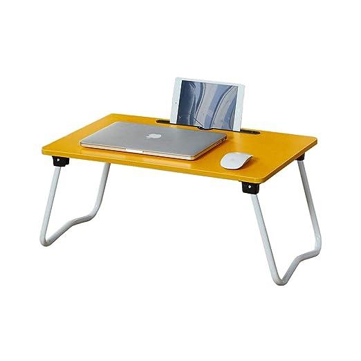 RENJUN - Mesa Plegable para Ordenador portátil, ergonómica, para ...