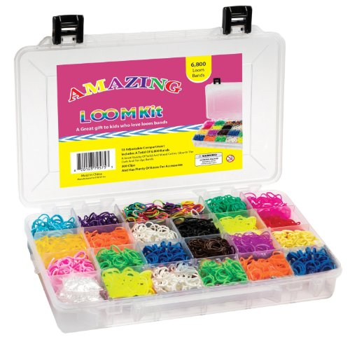 Best Crazy Loom Rubber Band Bracelet Maker Kits On