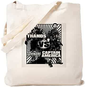 9dce17645a CafePress - Avengers Infinity War - Natural Canvas Tote Bag