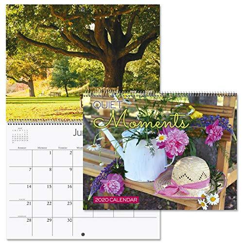 2020 Quiet Moments Wall Calendar- 12