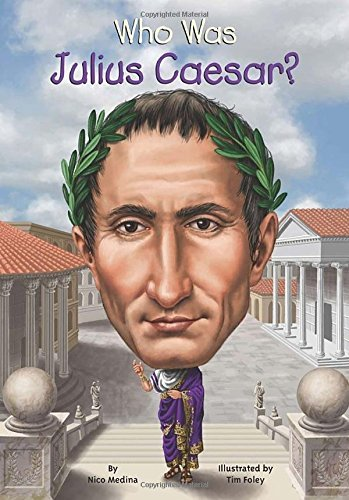 Who Was Julius Caesar? by Nico Medina - Shopping Medina Malls