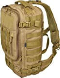 Sidewinder(TM) Full-Sized Laptop Sling Pack by Hazard 4(R) - Coyote