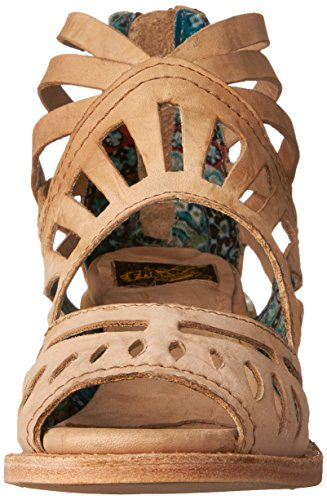 Freebird Womens Ponce Heelal Sandal Natural