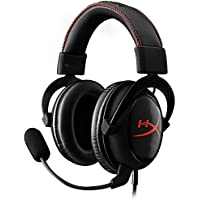 HyperX Cloud Core On-Ear 3.5mm Wired Gaming Headphones