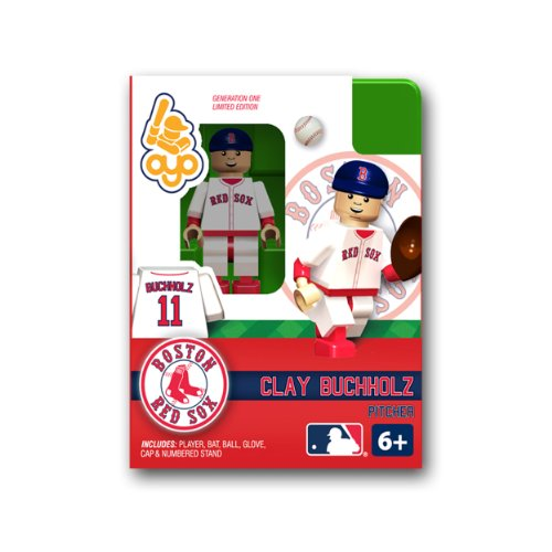 MLB Boston Red Sox OYO Figure - Clay Buchholz