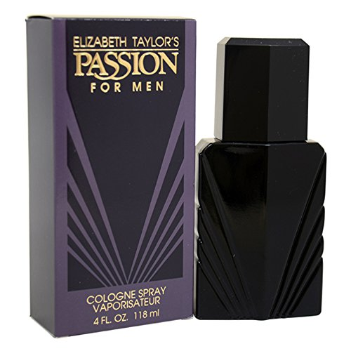 Passion by Elizabeth Taylor for Men, Cologne Spray, (Hugo Mens Discount Fragrance)