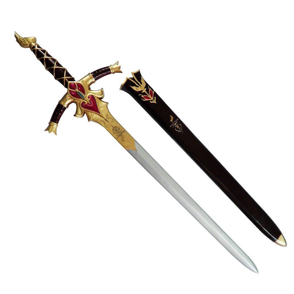 Holysteed Cosplay Prop_Romeo and Juliet_Juliet_rot sword