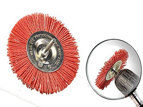 Scheibenbürste Nylon grob Durchmesser 75 mm