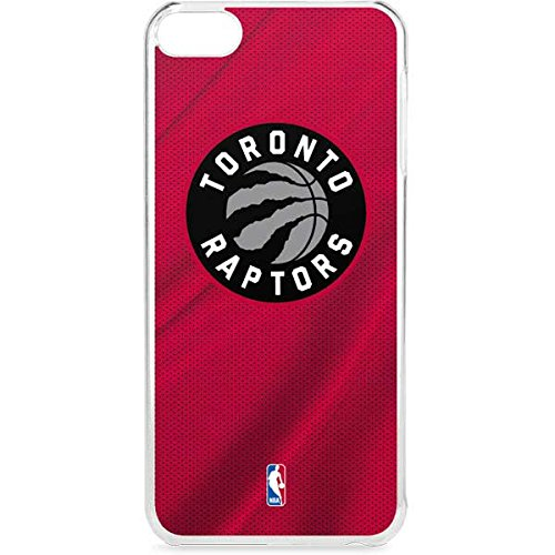 Skinit NBA Toronto Raptors iPod Touch 6th Gen LeNu Case - Toronto Raptors Logo Design - Premium Vinyl Decal Phone Cover by Skinit