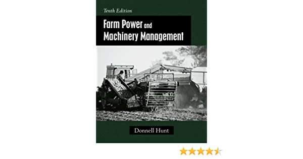 farm power and machinery management free download