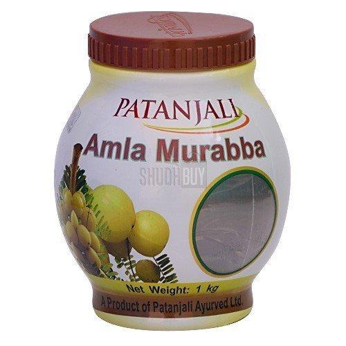 Patanjali Gooseberries Jelly, 1 Kg (Amla Murabba)