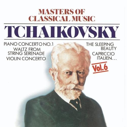Masters Of Classical Music: Tchaikovsky