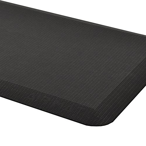 AirMat Anti Fatigue Comfort Mat for Kitchen and Standing Desk. Premium 3/4