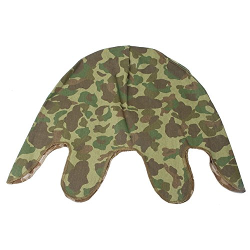 (Heerpoint Reproduction Wwii Ww2 Us Army Marine Corps Camo HBT Reversible Helmet Cover)
