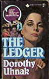 The Ledger, Dorothy Uhnak, 0671823280
