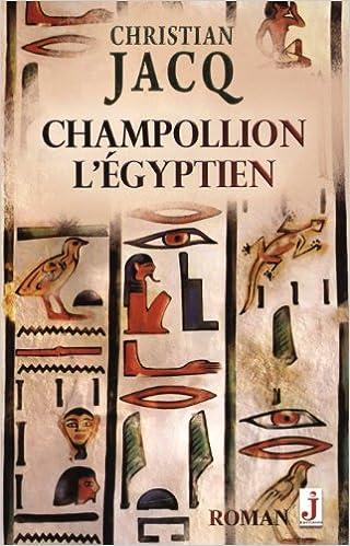 Book Champollion l'égyptien