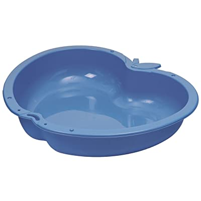 Starplay Apple Pool/Sandpit, Blue, Large: Garden & Outdoor