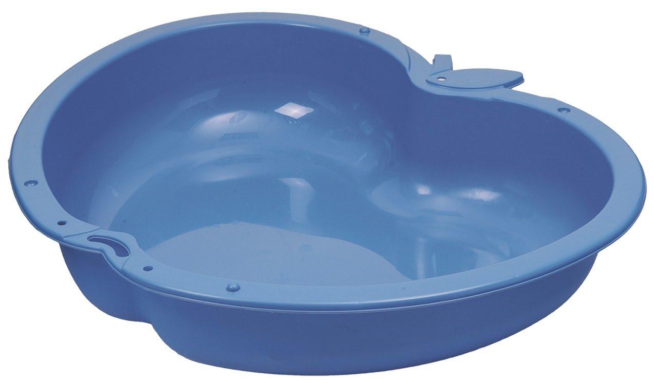 Starplay Apple Pool/Sandpit, Blue, Large by Starplay