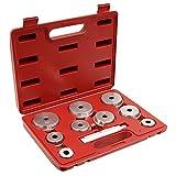 Powerbuilt Alltrade 948004 Bearing Race and Seal Installer Kit - 10 Piece