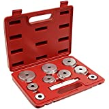 Alltrade 948004 Bearing Race and Seal Installer Kit - 10 Piece