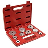 Powerbuilt 948004 10 pc Bearing And Race Installer Kit