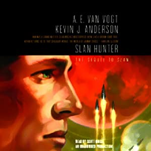 Slan Hunter Audiobook