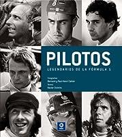 Pilotos Legendarios De La Fórmula 1 (Retratos