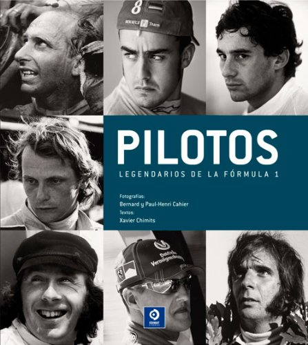 Pilotos legendarios de la fórmula 1 (Retratos legendarios) Tapa dura – 10 jun 2013 Xavier Chimits Edimat 8497941810 Motor Sports