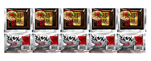 Japanese Instant Noodles Hakata Ramen Pork Bone Soup 10 ()
