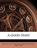 A Good Start, , 1247656217