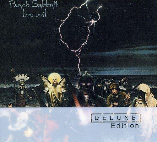 Black Sabbath Concert - LIVE EVIL - BLACK SABBATH