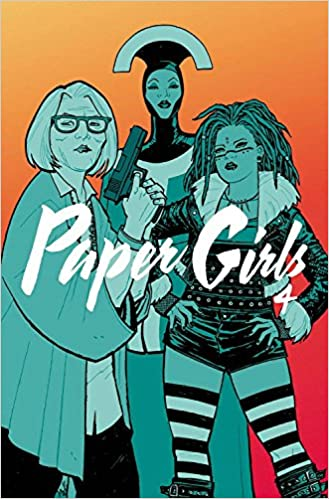 Image result for paper girls volume 4 amazon