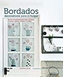 Bordados decorativos para el hogar: Proyectos inspiradores para cortinas, colchas, cenefas, fundas y cojines (Spanish Edition)
