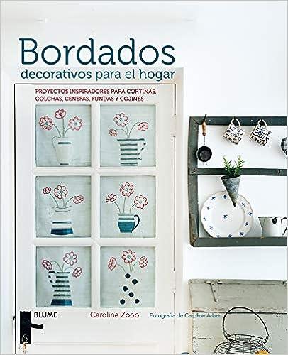 BORDADOS DECORATIVOS P/EL HOGAR