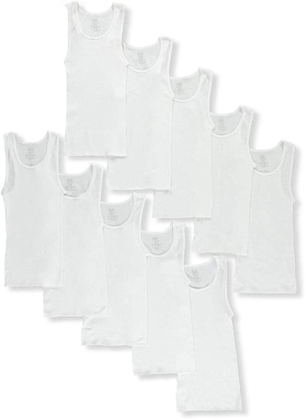 Fruit of the Loom Boys 10-Pack A-Shirts