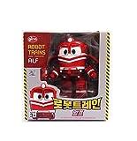 Korean Animation Robot Train Transformer Train Robot character Alf Toy Kids Children ...