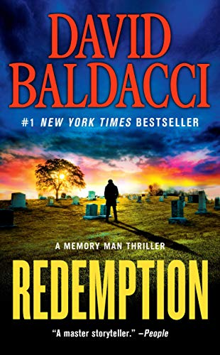Redemption (Memory Man series Book 5) (The Best New Releases)